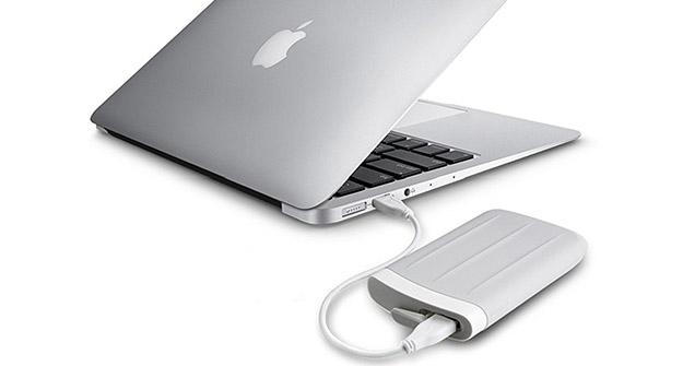 Disque dur  2,5 pouces mac Thunderbolt photographes