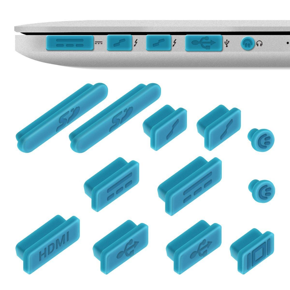 Bouchons protection poussière macBookAir macBookPro