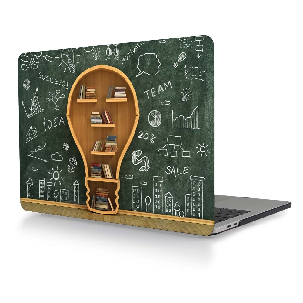 Protection design macbook anti-choc