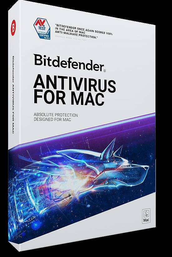 Choix meilleur antivirus Bitdefender mac High-Sierra