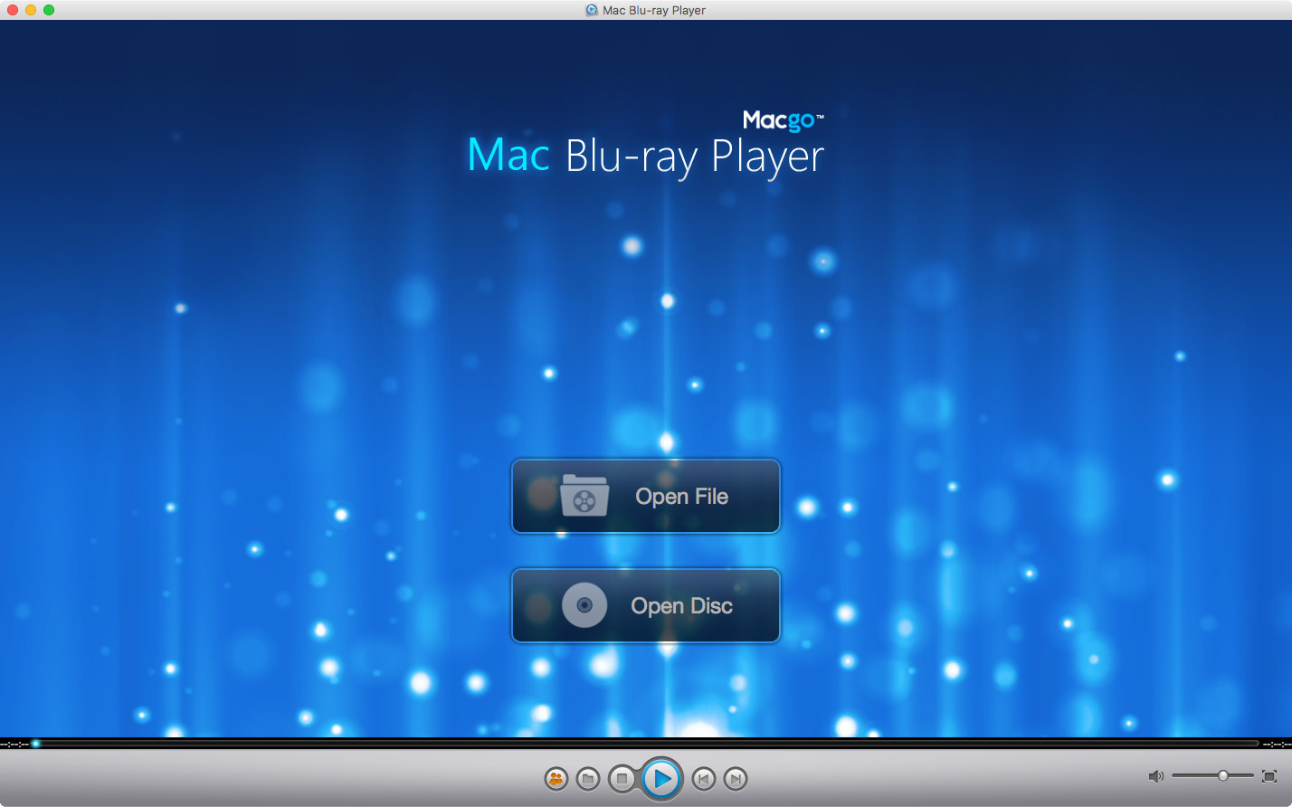 Player bluray mac-os-x lecteur