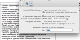 apercu pdf mac solution lissage texte flou