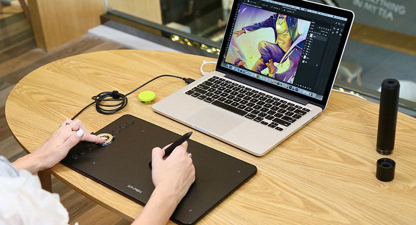 Solution bugs pilotes configuration tablette graphique XP-Pen