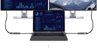 macBookPro HDMI écran TV 4K 6K adaptateur Thunderbolt