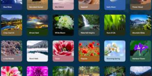 Milliers fond écrans thèmes wallpaper 4K macbook