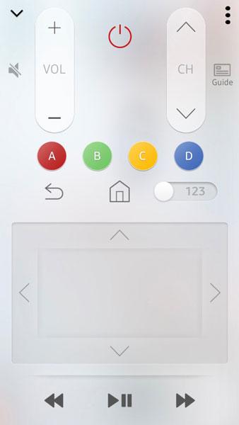 Tv Samsung télécommande iPhone solution gratuite