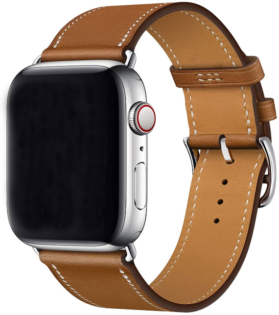 Bracelet cuir AppleWatch moins cher