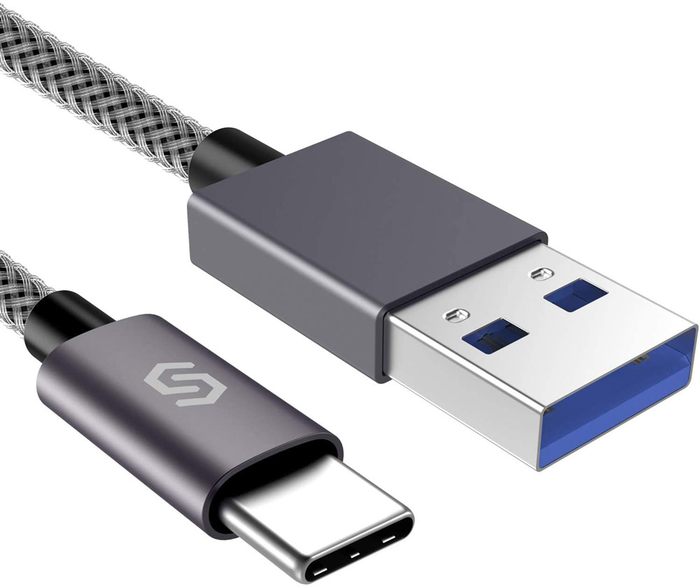 Cable USBC male usb3 male chargeur iphone