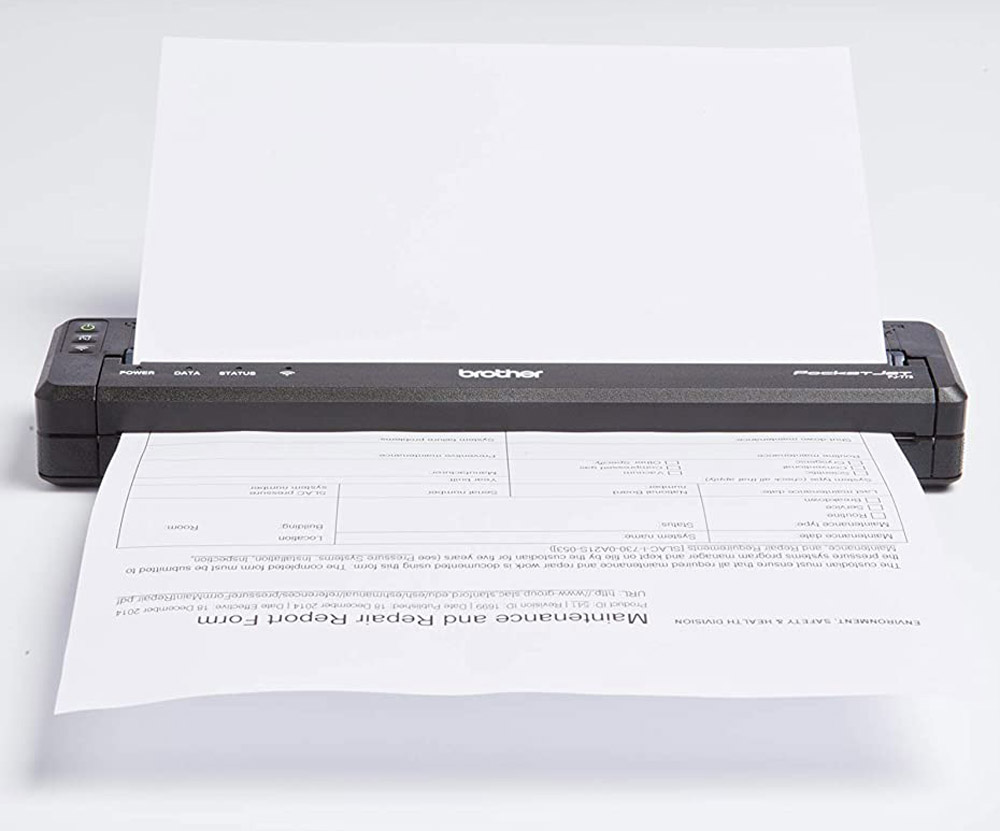 macbook iphone mini imprimante airprint