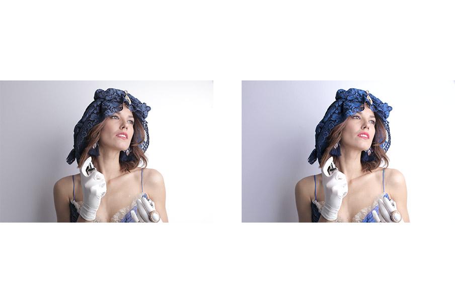 PHOTO-STUDIO RETOUCHES MODELES