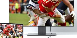 Adaptateur usbc displayport écran macbookpro
