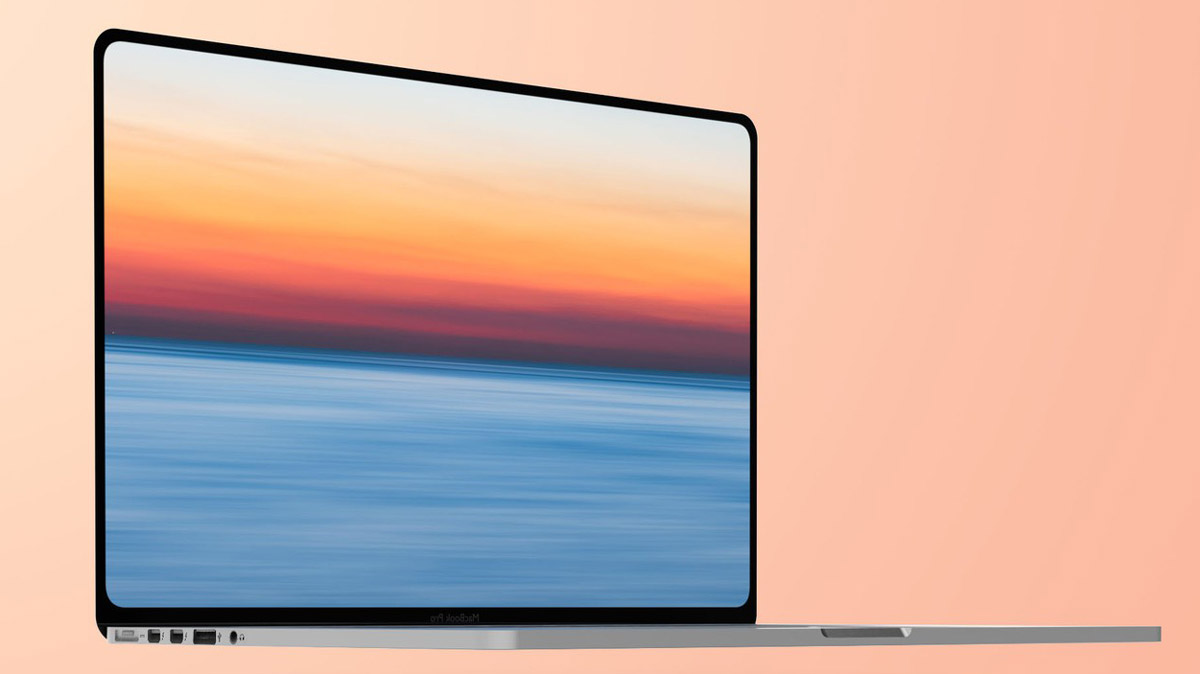 Nouveau macbookpro 14 futur design 2021