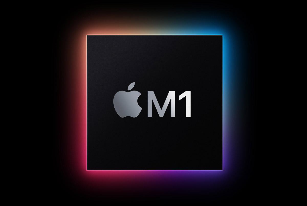 Puce M1 APPLE macbook