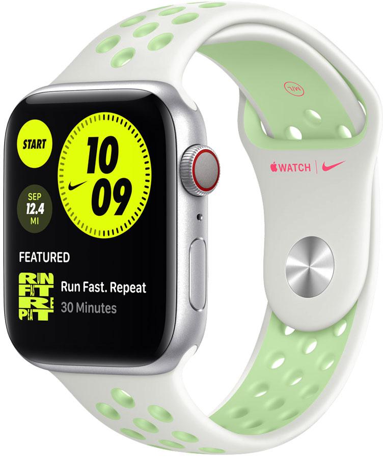 Edition NIKE verte apple watch6
