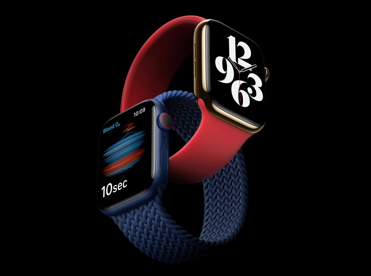 Nouvelle montre apple AppleWatch6