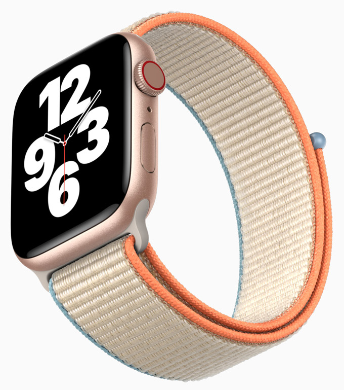 Nouvelle montre applewatchse