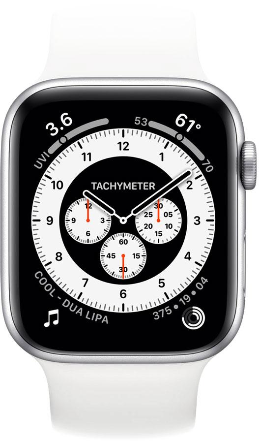 Promo applewatch modèle blanc