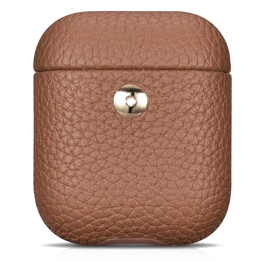 Top plus belle coque cuir veritable airPods