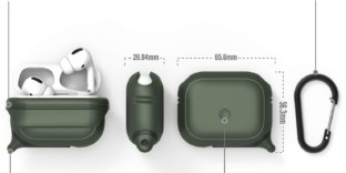 Accessoires coque airpodspro protection militaire