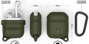 details accessoires coque airpods etanche