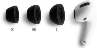 Mousses airpodspro adaptées oreilles