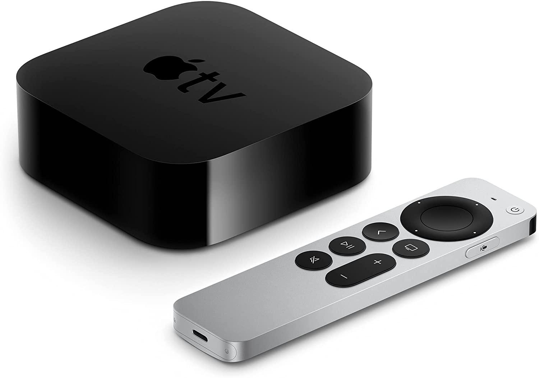 Nouvelle appleTV4K nouveautés télécommande