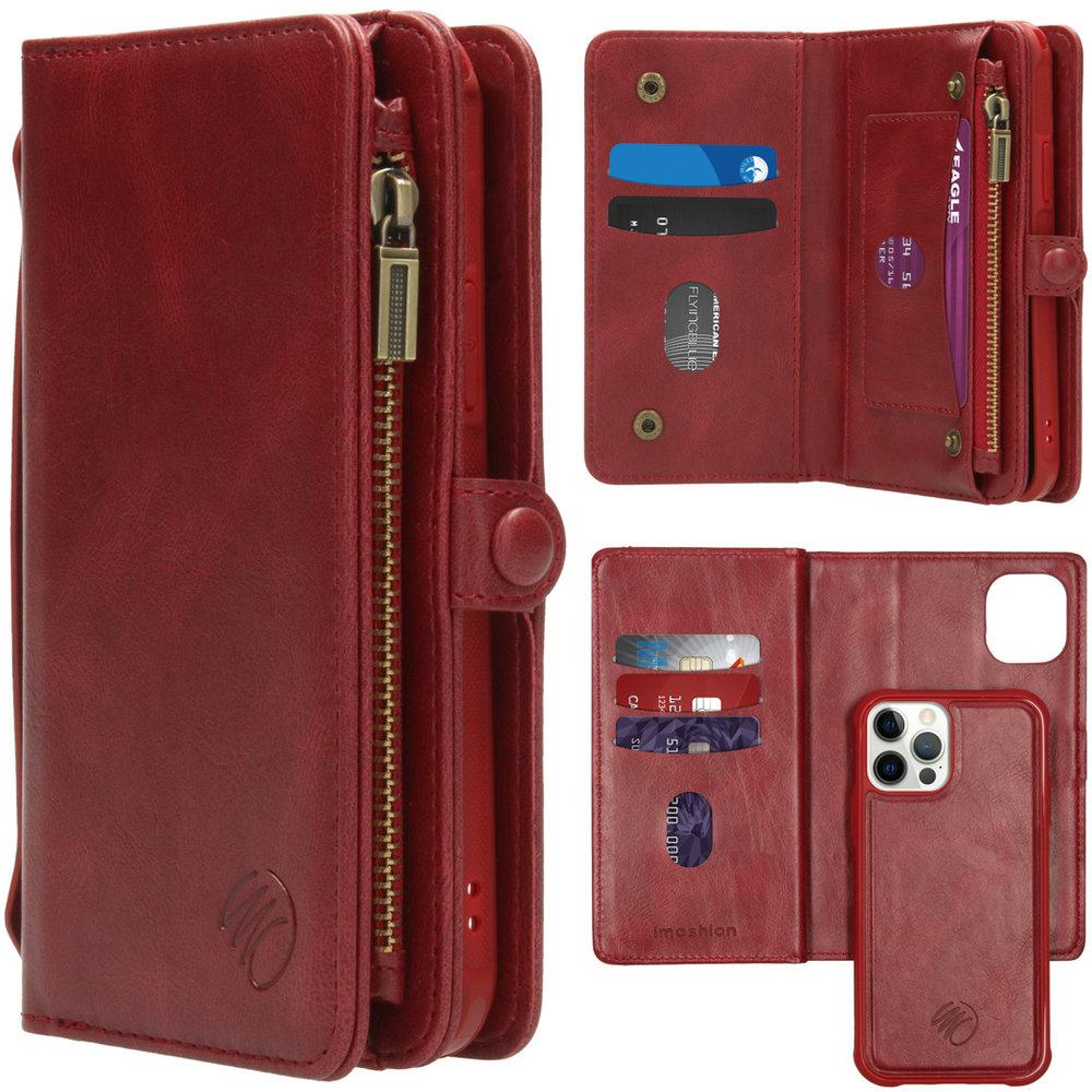 Porte-monnaie élégant cuir iphone12pro