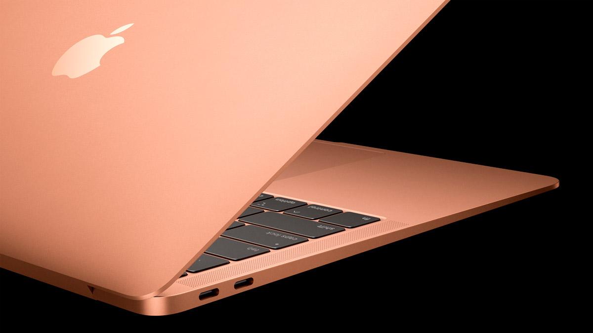 Ports USBC macbookair vitesse différente