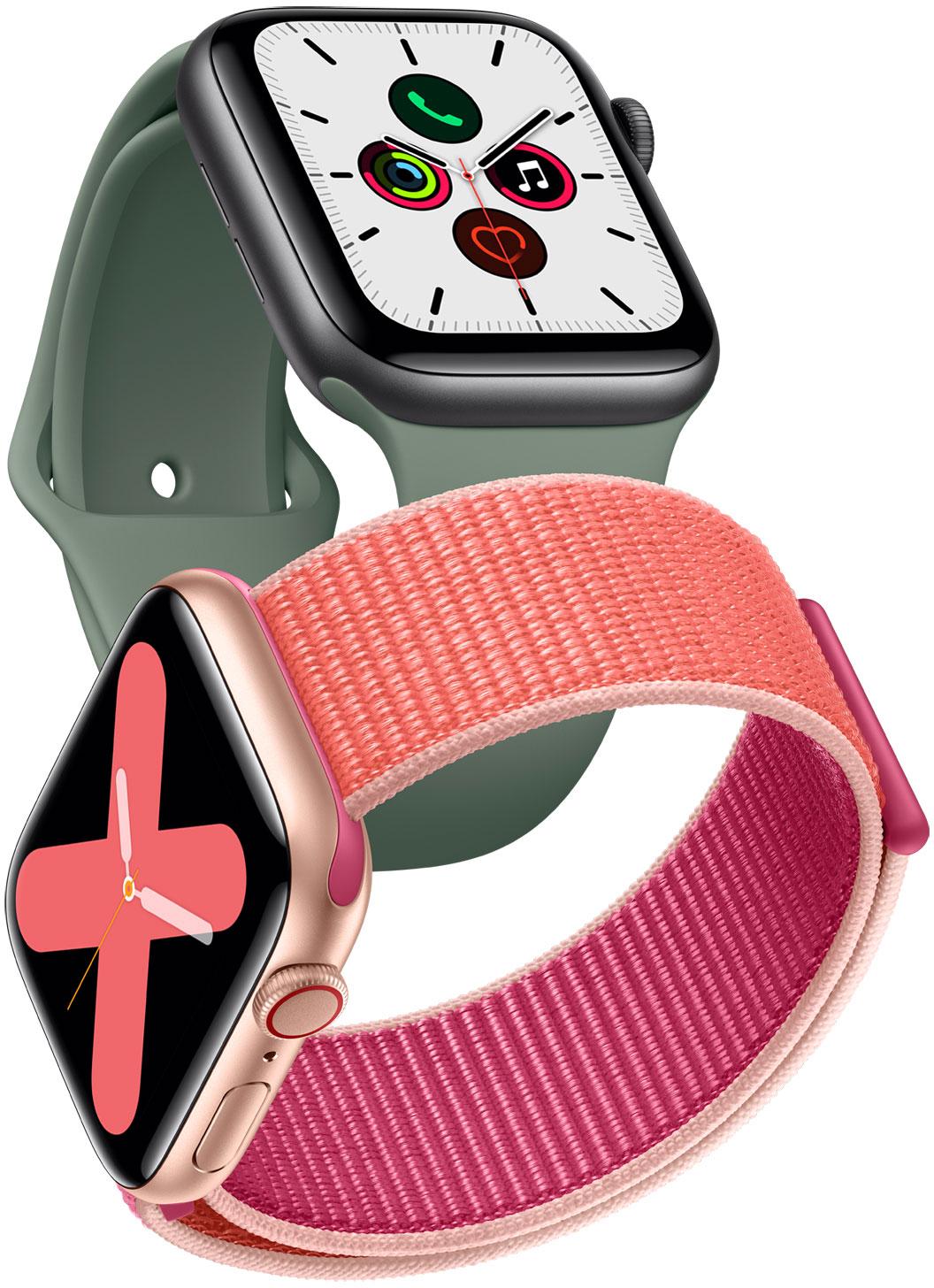 Applewatchseries5 or titane