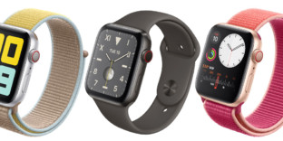 Montre collection applewatch5
