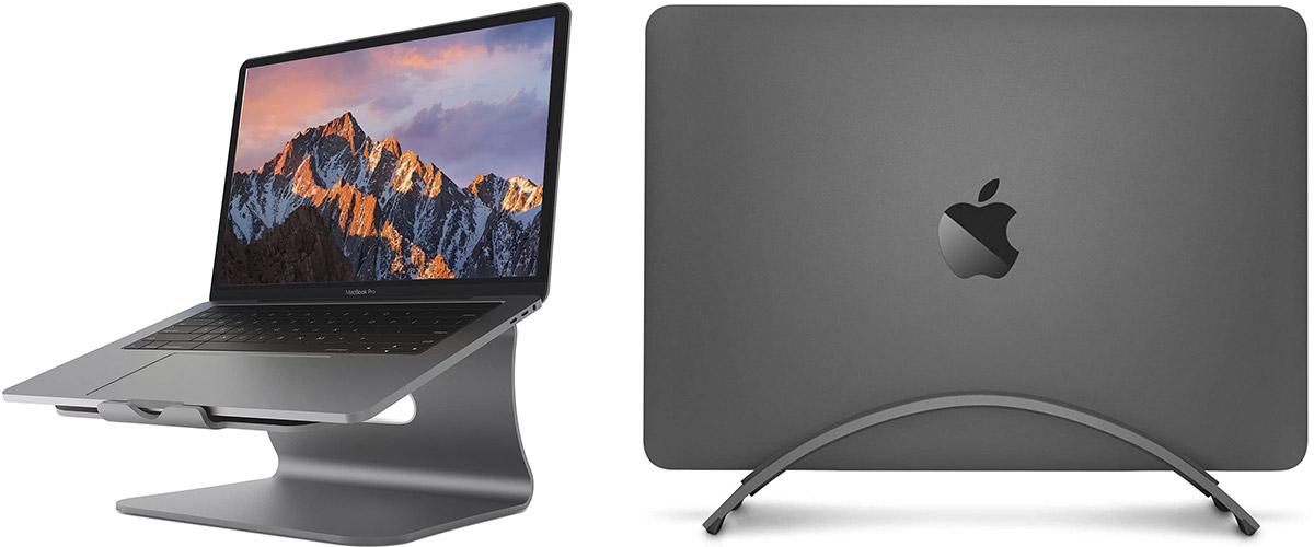 Top socle solide macbookpro