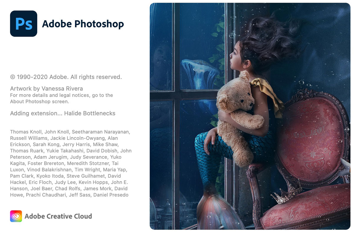 Différences Adobe photoshop cc2020 Photoshop CC 2019