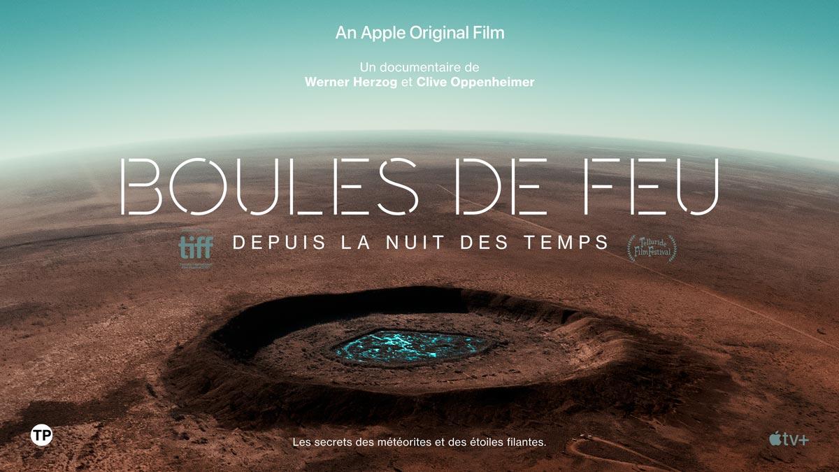 Documentaire nature AppletV