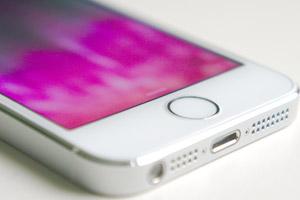 2013 iPhone5s avec touchID