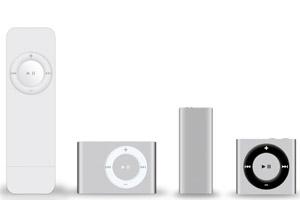 2005 iPod Shuffle