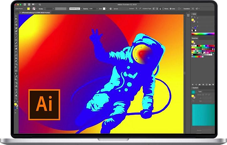 Lien télécharger illustrator-cc2021