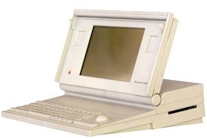 1989 1er macintosh portatif