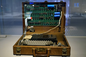 1976 ordinateur APPLE I