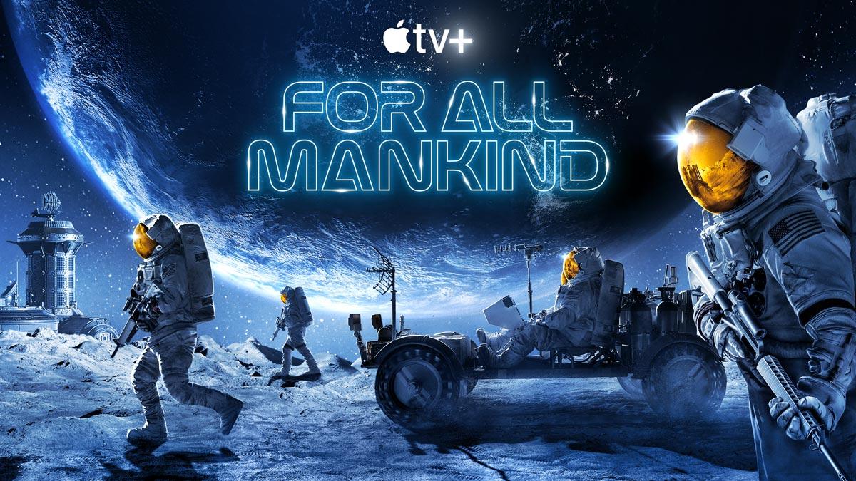 Série science-fiction saison1 APPLEtv espace
