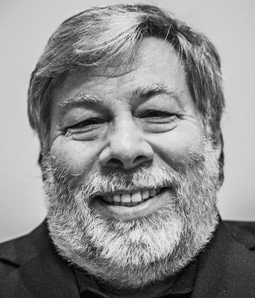 Génie Apple informaticien Steve Wozniak