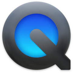 Lecteur QUICKTIME touchbar