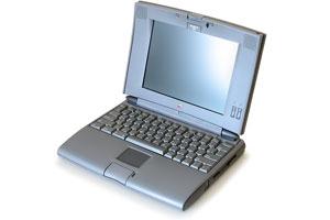 Powerbook APPLE trackpad